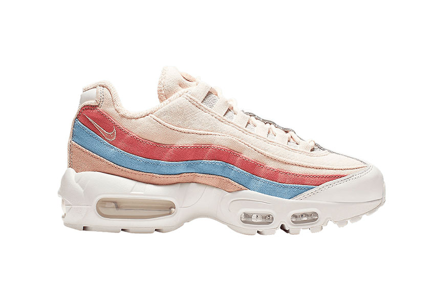 3c0eb466feffa Nike Air Max 95 Plant Color Pack Coral Stardust : Release date ...