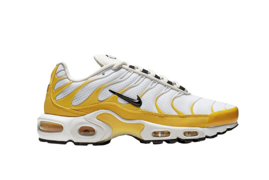 Nike Air Max Plus University Gold cd7061-700