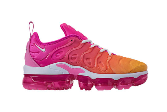 Nike Air VaporMax Plus Laser Fuchsia Orange ci9900-600