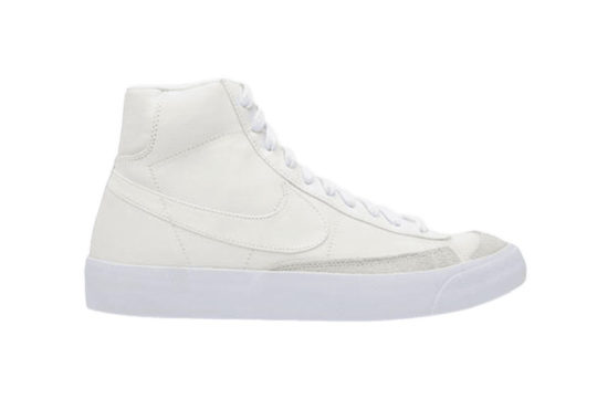 Nike Blazer Mid White Canvas cd8238-100