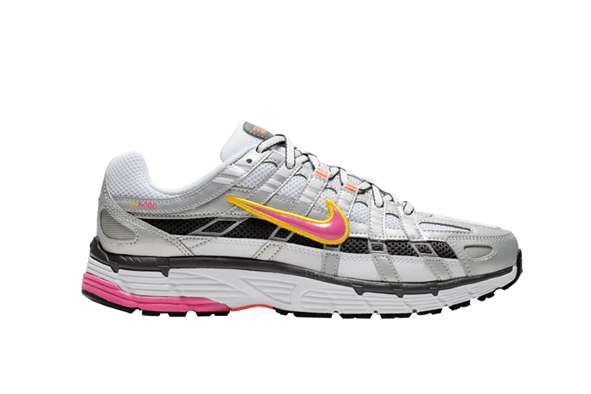 Nike WMNS P-6000 Pink Silver : Release