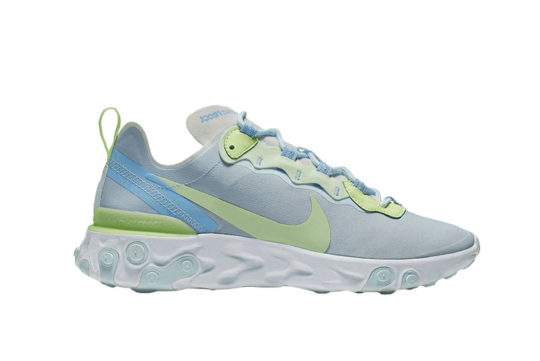 Nike React Element 55 Blue bq2728-100