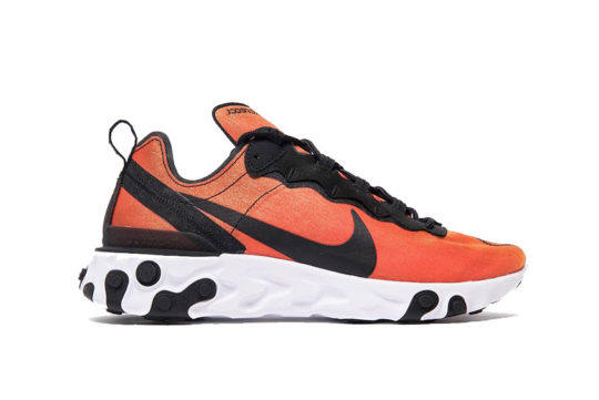 Nike React Element 55 PRM Tour Yellow bq9241-001
