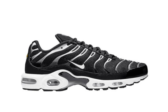 Nike TN Air Max Plus Black White 852630-038