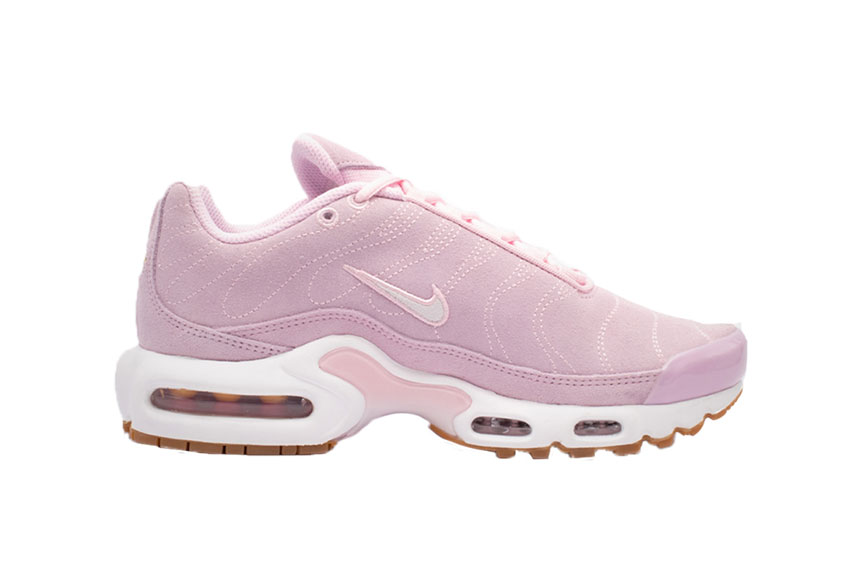 on feet at the sale of shoes vast selection Nike TN Air Max Plus PRM Pink : Release date, Price & Info