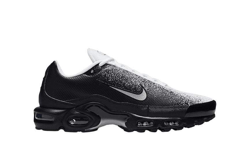 buying cheap amazing selection superior quality Nike Air Max Plus SE Black White : Release date, Price & Info