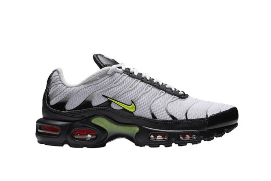 Nike TN Air Max Plus White Volt aj2013-100