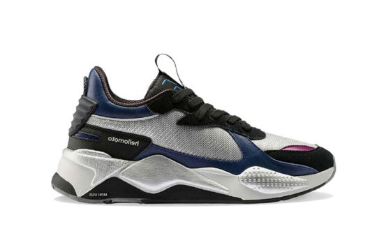 Puma x Motorola RS-X Tech Blue 370272-01
