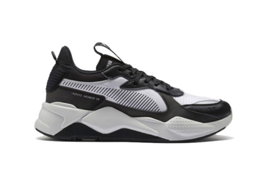 PUMA RS-X Tech Black Grey 369329-01