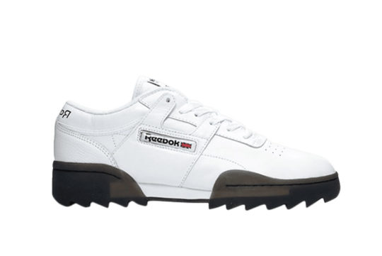 Reebok Workout Ripple OG White Black dv6957