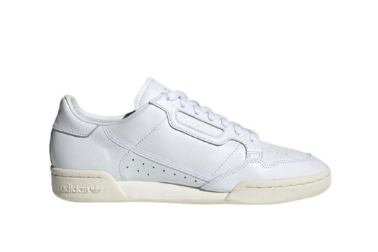 adidas Continental 80 Home Of Classics White ee6329