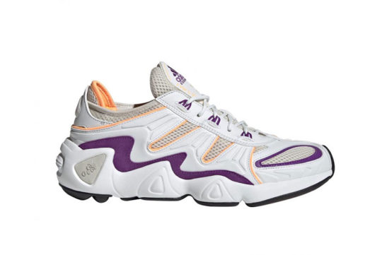 adidas FYW S-97 White Purple ee5303