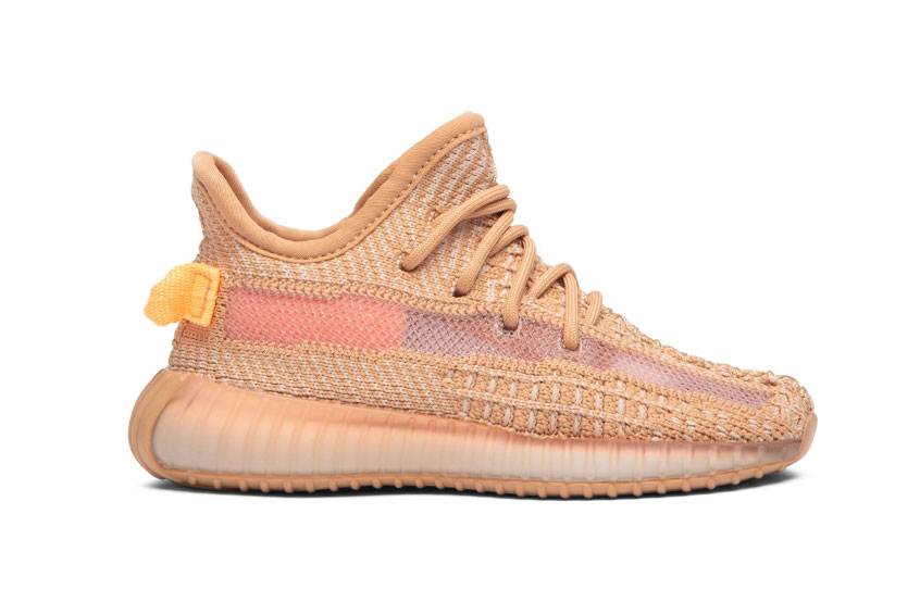 adidas x Kanye West Yeezy Boost 350 V2 Infants Clay eg6881