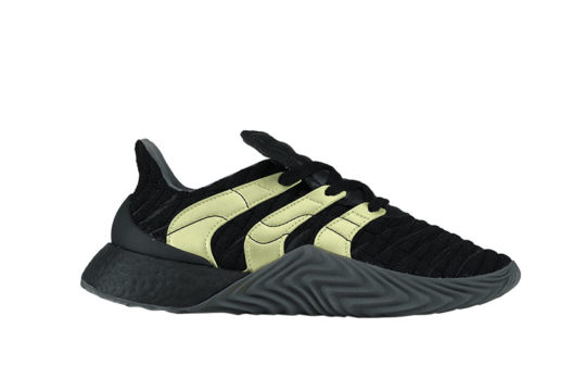 adidas Sobakov Boost Black Gold d98155