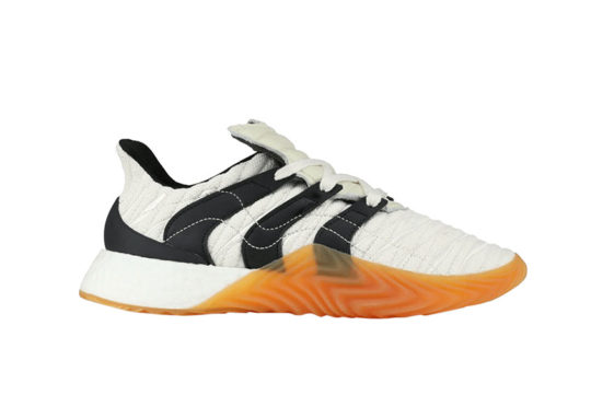 adidas Sobakov Boost White Black bd7674