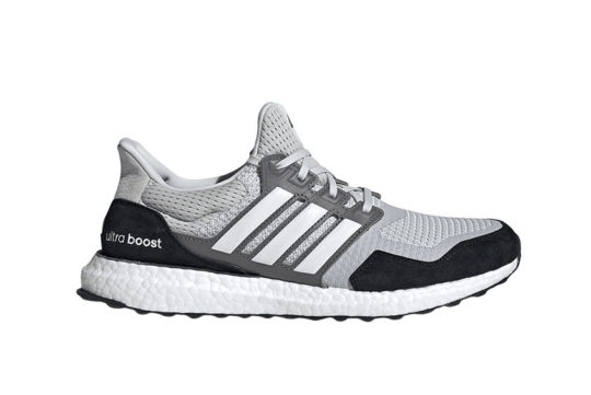 adidas Ultra Boost S&L Grey White ef0722