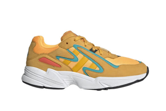 adidas Yung 96 Yellow Orange ee7228
