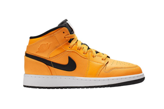 Jordan 1 Mid Gold Black 554724-700