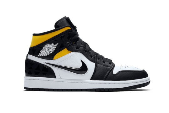 Air Jordan 1 Mid Quai 54 cj9219-001