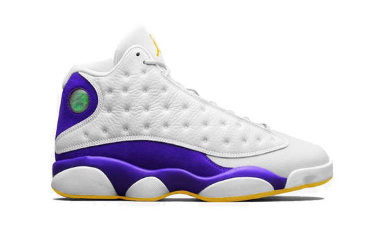 Air Jordan 13 Lakers Rivals 414571-105
