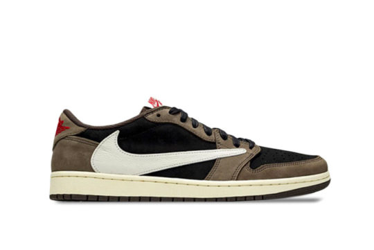 Travis Scott x Nike Air Jordan 1 Low Cactus Jack cq4277-001