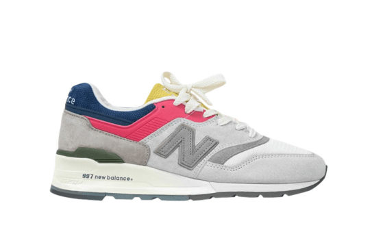 Aimé Leon Dore x New Balance 997 – Canary Yellow m997all