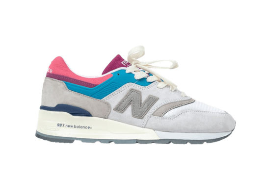 Aimé Leon Dore x New Balance 997 – Mulberry Purple m997ald