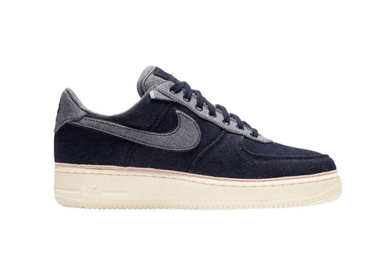 3×1 Nike Air Force 1 Low Denim 905345-402