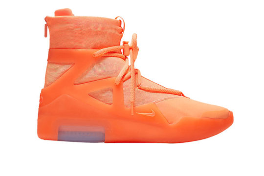 Nike Air Fear of God 1 « Orange Pulse » ar4237-800