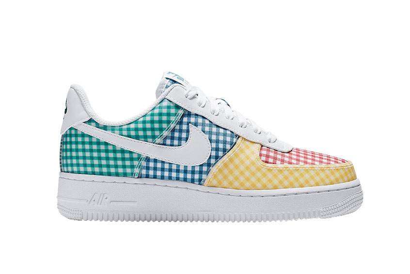 Nike Air Force 1 Pure Platinum Racer Blue Footlocker Exclusive : Release date, Preis & Infos