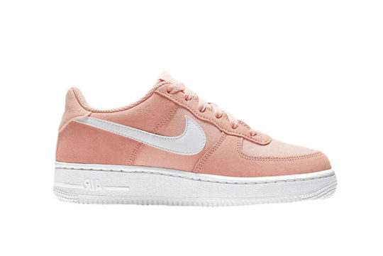 Nike Air Force 1 GS Coral bv0064-600