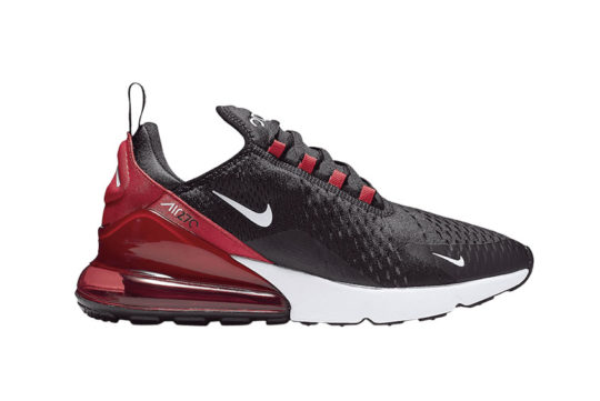 Nike Air Max 270 Black Red ah8050-022