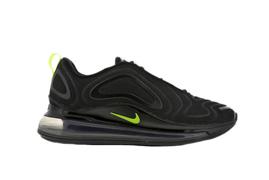 Nike Air Max 720 Black Volt cd7626-001