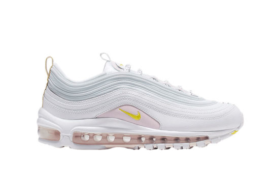 Nike Air Max 97 SE White Opti Yellow ci9089-100