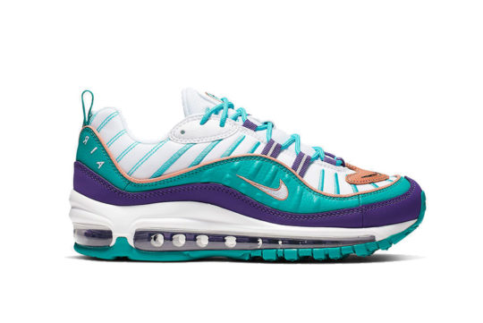 Nike Air Max 98 Court Purple ah6799-500