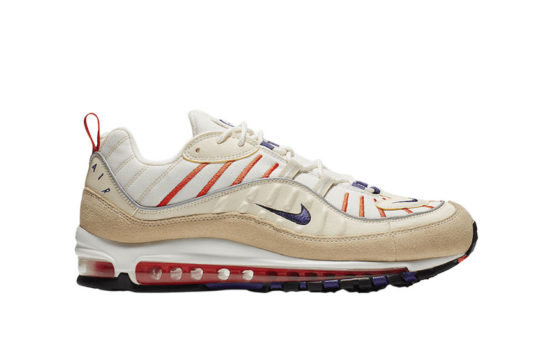 Nike Air Max 98 Sail Purple 640744-108