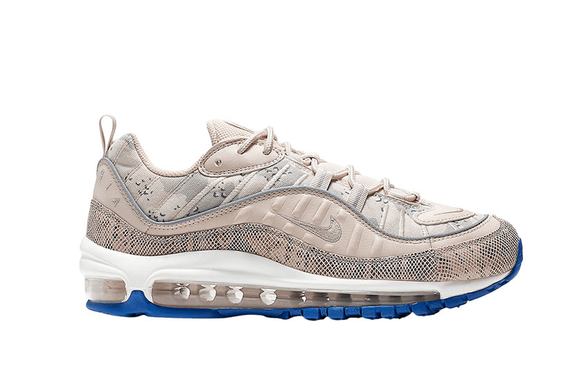 finest selection 66f7c 600a8 Nike Air Max 98 Snakeskin Tint Womens : Release date, Price & Info