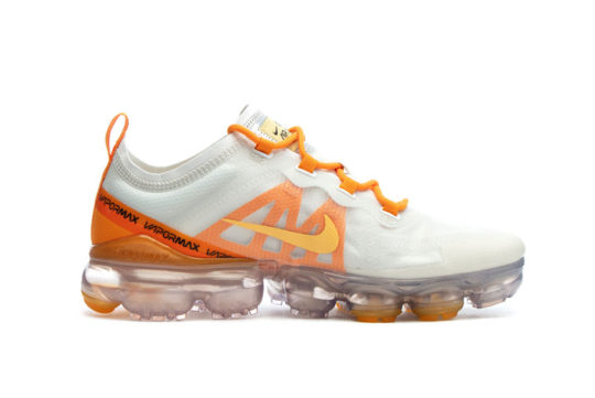 Nike Air VaporMax 2019 Beige Orange ar6632-102