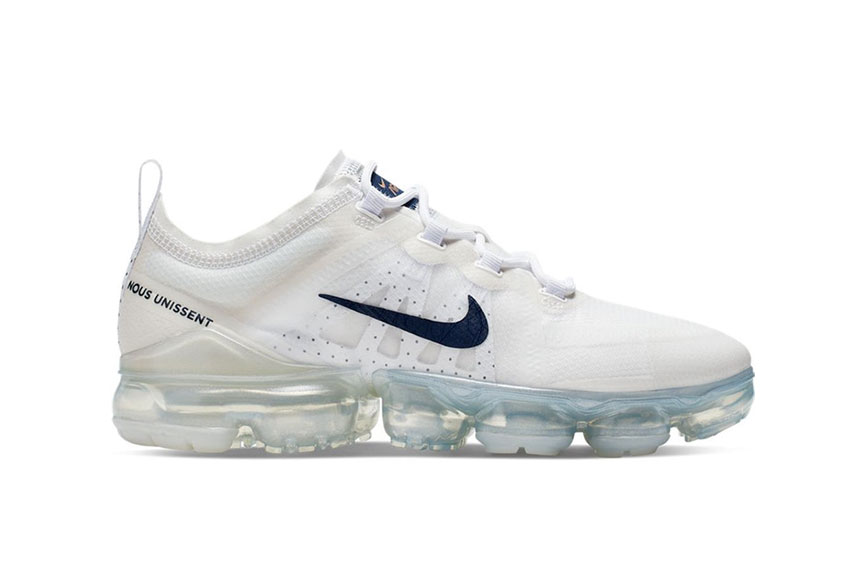 outlet online latest elegant shoes Nike Air VaporMax 2019 Unite Totale France : Release date, Price & Info