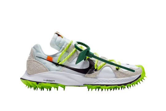 Off-White x Nike Zoom Terra Kiger 5 White cd8179-100