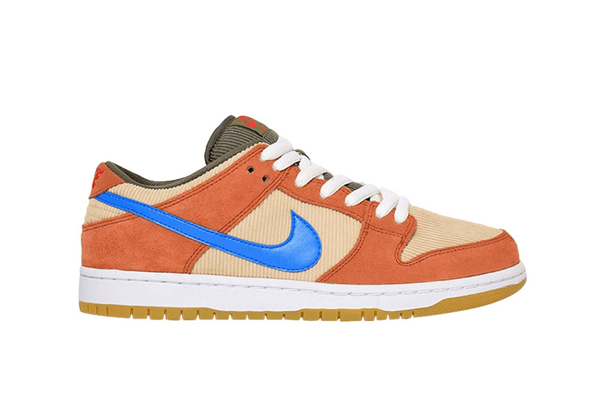 Nike SB Dunk Low – Corduroy Dusty Peach bq6817-201