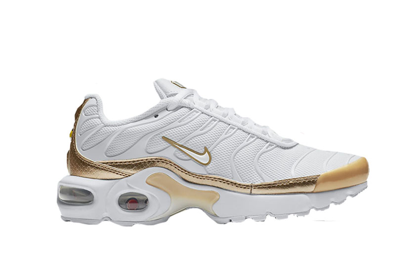 size 40 5e7cf 50f92 Nike TN Air Max Plus EP White Metallic Gold : Release date, Preis & Infos