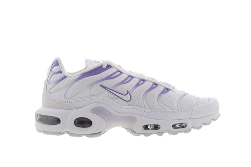 lowest discount new authentic release date Nike TN Air Max Plus White Purple : Release date, Price & Info