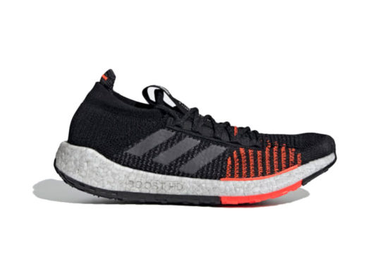 adidas Pulseboost HD Black Red f33909