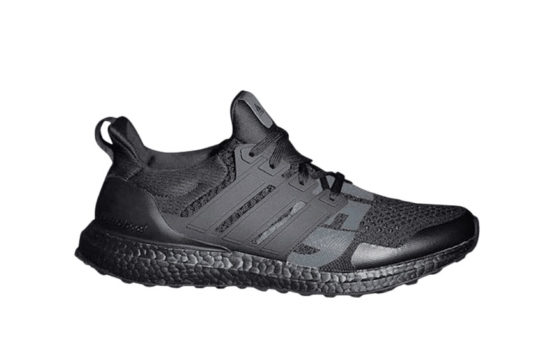 Undefeated x adidas UltraBoost Blackout ef1966