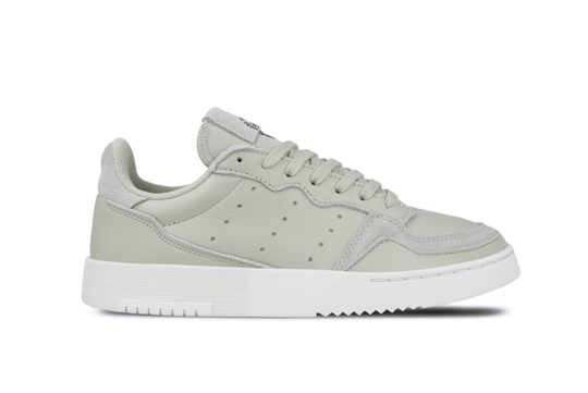"adidas Womens Supercourt ""Home of Classics"" Ash Grey ee6045"