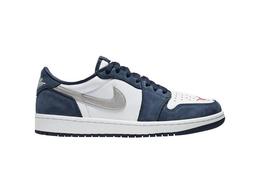 Nike SB x Air Jordan 1 Low Midnight Navy cj7891-400