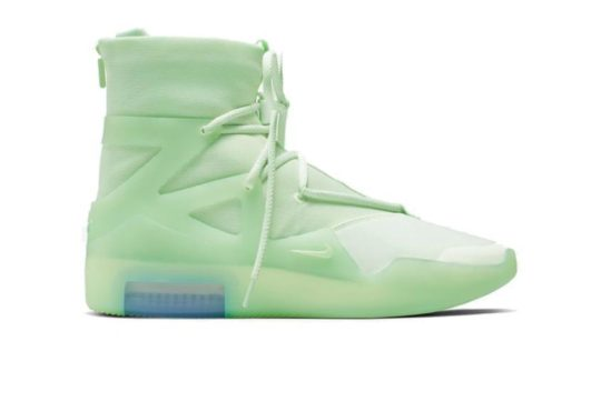 "Nike Air Fear of God 1 ""Frosted Spruce"" ar4237-300"