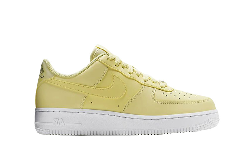 Nike Air Force 1 07 Bicycle Yellow : Release date, Price & Info
