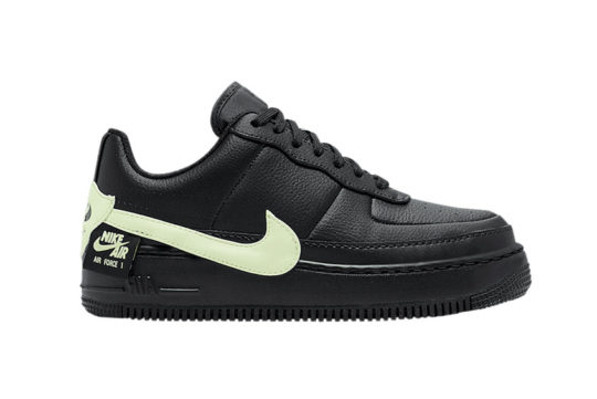 Nike Air Force 1 Jester XX Black Volt cn0139-001